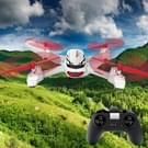 Hubsan H502E hoogte modus 6CH RC Quadcopter met 720P HD Camera(White)