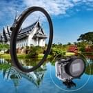 58mm 3 in 1 ronde cirkel UV Lens Filter voldaan Cap voor GoPro HERO 5