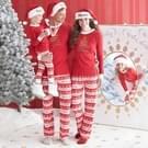 Kerst familie overeenkomende brieven afdrukken katoenen nachtkleding Sets voor mam  maat: L