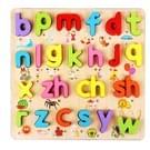Baby Kids houten puzzels Toys educatieve Jigsaw Board puzzel speelgoed cognitieve plaat