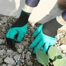 Een paar Latex handschoenen ABS handschoenen voor graven en planten  de juiste keuze met klauwen