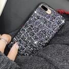Voor iPhone 8 Plus & 7 Plus in het oog springende pailletten stijl terug Cover beschermhoes (Colormix + Splinter)