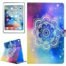 Voor iPad Pro 10.5 inch PU + TPU ster Mandala patroon horizontale Flip lederen draagtas met houder & Card Slots & portemonnee