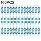 100 stuks voorcamera (Large) spons schuim segment Pads voor iPhone X