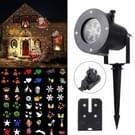 6W IP44 waterdichte steekprint gazon Lamp  Creative LED buiten decoratieve Light met 12 soorten van zelf gekozen vervangbare patronen  100-240V AC