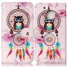 Voor Motorola reliëf Moto G5 Gloss olie Bells Owl patroon horizontale Flip lederen draagtas met houder & kaartsleuven & portemonnee & fotolijstjes