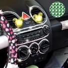 468 PCS Glitter Crystal Diamond decoratie / schijnt Rhinestone Sticker voor auto Sticker & mobiele telefoon sieraad