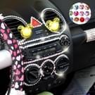 468 PCS Glitter Crystal Diamond decoratie / schijnt Rhinestone Sticker voor auto Sticker & celtelefoon Ornament (meerdere kleuren)