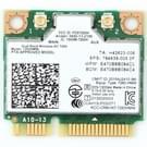 Dual Band Wireless Wifi-kaart voor Intel 7260HMW PCI-E Mini 2 4 G / 5Ghz WLAN Bluetooth 4.0 Wifi Card 802.11 ac / a / b / g / n