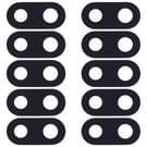 10 stuks back camera lens voor OPPO A7