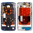 Middelste omlijsting plaat voor Motorola Nexus 6 XT1100 (blauw)