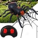 Lastig grappige Toy infrarood afstandsbediening eng griezelig Spider  grootte: 22 * 23cm