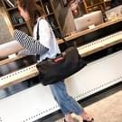 Oxford doek schouder Travel Bag recreatieve Sport handtas (zwart)