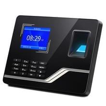 F20 netwerk vingerafdruk time aanwezigheids machine met 2 8 inch TFT-scherm