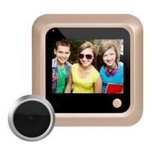 Danmini X 5 2 4 inch scherm 2.0MP Security Camera No verstoren Peephole Viewer  Support TF-Card
