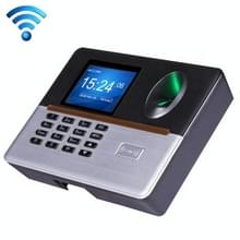 Realand AL365D Fingerprint Time Attendance with 2.8 inch Color Screen & ID Card Function & WiFi & Access Control System & Battery