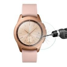 ENKAY Hat-Prins 0.2mm 9H 2.15D gebogen rand getemperd glas Film voor Galaxy Watch 42mm