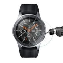ENKAY Hat-Prins 0.2mm 9H 2.15D gebogen rand getemperd glas Film voor Galaxy horloge 46mm
