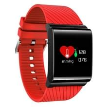 X9-PRO Bluetooth Smart Band armband  0.95 inch Touch Screen  waterdicht IP67  steun hartslagmeter / bloed zuurstof Monitor / bloeddruk Monitor / stappenteller / slapen Monitor / Drinking Water & sedentaire herinnering / anti-verloren / Call herinnering  c