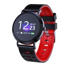 CV08C 1.0 inches TN Color Screen Smart Bracelet IP67 Waterproof  Silicone Watchband  Support Call Reminder /Heart Rate Monitoring /Sleep Monitoring / Sedentary Reminder (Black)