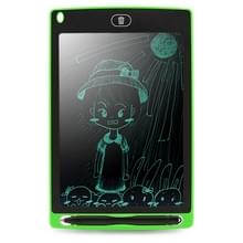 CHUYI Portable 8.5 inch LCD Writing Tablet Drawing Graffiti Electronic Handwriting Pad Message Graphics Board Draft Paper with Writing Pen  CE / FCC / RoHS Certificated(Green)