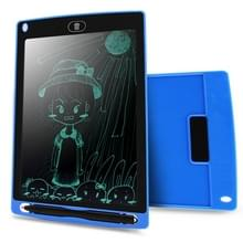 CHUYI Portable 8.5 inch LCD Writing Tablet Drawing Graffiti Electronic Handwriting Pad Message Graphics Board Draft Paper with Writing Pen  CE / FCC / RoHS Certificated(Blue)