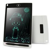 CHUYI draagbare 8 5 inch LCD Tablet tekening Graffiti elektronische handschrift Pad bericht Graphics Board ontwerp schrijfpapier met schrijven Pen  CE / FCC / RoHS-Certificated(White)