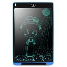 CHUYI draagbare 12 inch LCD Tablet tekening Graffiti elektronische handschrift Pad bericht Graphics Board ontwerp schrijfpapier met schrijven Pen  CE / FCC / RoHS-Certificated(Blue)