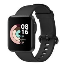 Originele Xiaomi Redmi Watch 1 4 inch high-definition scherm 5 ATM waterdicht  ondersteuning slaapmonitor / hartslagmeter / NFC-betaling (zwart)