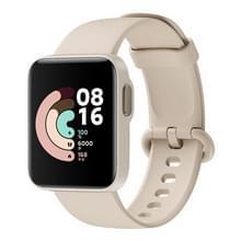 Originele Xiaomi Redmi Watch 1 4 inch high-definition scherm 5 ATM waterdicht  ondersteuning slaapmonitor / hartslagmeter / NFC-betaling (wit)
