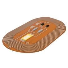 JAKCOM N2L draagbare waterdichte Slim Nail IC Card slimme Manicure met verbinden telefoon Flash LED & 6 stuks nagels  ondersteuning voor NFC / BUS videokaart / Metro kaart / toegang besturingskaart / Shopping Card / parkeren Card(Brown)