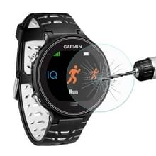 ENKAY Hat-Prins voor Garmin Forerunner 630 Smart Watch 0.2mm 9H oppervlaktehardheid 2.15D gebogen rand getemperd glas Film