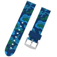 Samsung S3 eenvoudige manier Camouflage patroon horloges Band