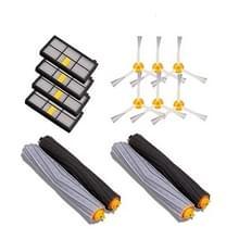 Vegen robot accessoires HEPA-filters voor iRobot Roomba 8/9 serie penselen Kits