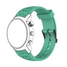 Silicone Replacement Wrist Strap for SUUNTO Terra (Mint Green)