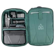 PGYTECH P-CB-020 2 in 1 waterdichte schokbestendige outdoor dual schouders rugzak + single schoudertas (zwart)