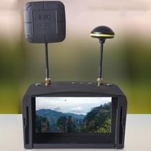 5.8 GHz 5 inch 40GH FPV grafische verzenden ontvangende brillen VR Goggles  met DVR functie