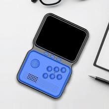 M3 3 5 inch 16-bits Retro Classic Games Handheld Game Console met 4G-geheugenkaart ingebouwde 900+ games  ondersteuning AV-uitgang (Blauw)