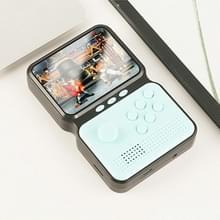 M3 3 5 inch 16-bits Retro Classic Games Handheld Game Console met 4G-geheugenkaart ingebouwde 900+ games  ondersteuning AV-uitvoer (Mint Green)