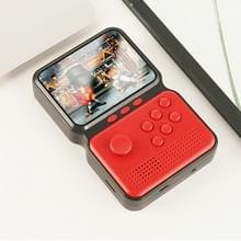 M3 3 5 inch 16-bits Retro Classic Games Handheld Game Console met 4G-geheugenkaart ingebouwde 900+ games  ondersteuning AV-uitgang (Rood)
