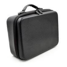 PU EVA Shockproof Waterproof Portable Case voor DJI Mavic Air en accessoires  maat: 29cm x 21cm x 11cm (Zwart)