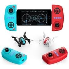 DEER MAN AG-03W 2 4 GHz opvouwbare Mini 4-assige Quadcopter met 2 MEGAPIXEL WIFI camera & infraroodontvanger/zender & afstandsbediening  ondersteuning headless modus