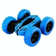 C2 2.4 GHz dubbelzijdig lichaam ontwerp RC auto afstandsbediening voertuig speelgoed (blauw)