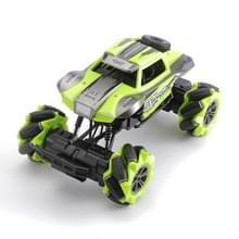 JJR/C Q76 2.4 GHz 1:16 allround stunt afstandsbediening klimmen auto voertuig speelgoed (groen)