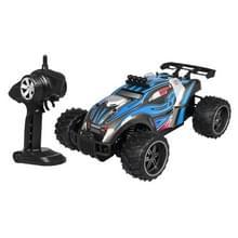 S-008 oplaadbare 2.4 G 4WD SUV kinderen afstandsbediening hoge snelheid auto draadloze klim wagen (blauw)
