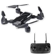 LF609 Opvouwbare Wifi FPV RC Drone Quadcopter zonder Camera  een batterij  ondersteunen vooruit & achteruit  360 graden draaien  Hold hoogtemodus (zwart)