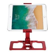 Sunnylife TY-ZJ034 Upgrade Full Aluminum Alloy Smartphone & Tablet Holder for DJI Mavic 2 / Mavic Pro / Mavic Air / Spark(Red)