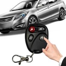 433MHz draadloze 12V 4 toetsen Garage deur afstandsbediening voor voertuig / elektrische fiets