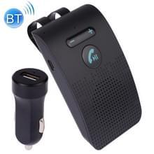 SP09 multipoint draadloze Bluetooth V 4.2 handsfree auto Kit speaker speakerphone  ondersteuning stem uitlezen & Trillingssensor