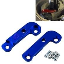 Verhoog de hoek 25 procent drift Lock Verleng arm geschikt voor BMW M3 E36 (blauw)